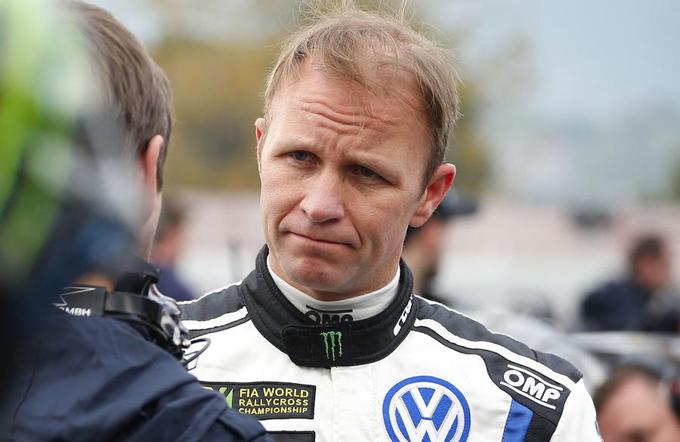 FIA WRX – Infortunio per Petter Solberg in Lettonia