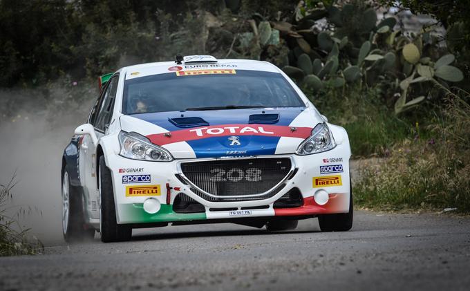 ERC e CIR – Rally Roma Capitale: un fine settimana impegnativo per Pirelli