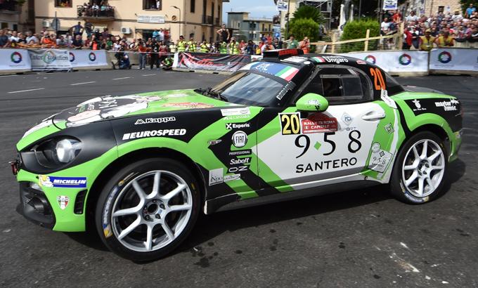 Rally Due Valli – Abarth: ultimo atto stagionale del Trofeo