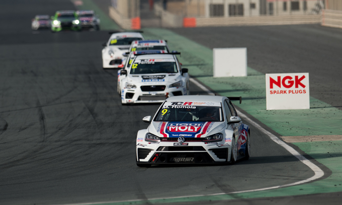 TCR – Dubai ospiterà l'ultima prova stagionale il 17-18 novembre