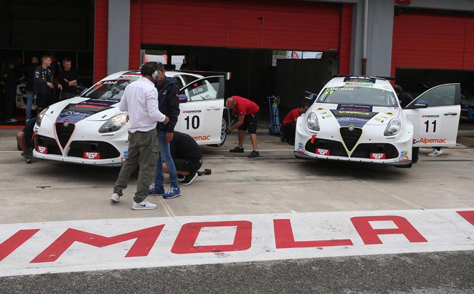 TCR Italy – Monza: il rientro delle Alfa Romeo del V-Action Racing Team