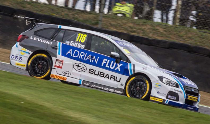 BTCC – Ashley Sutton vince il titolo con la Subaru