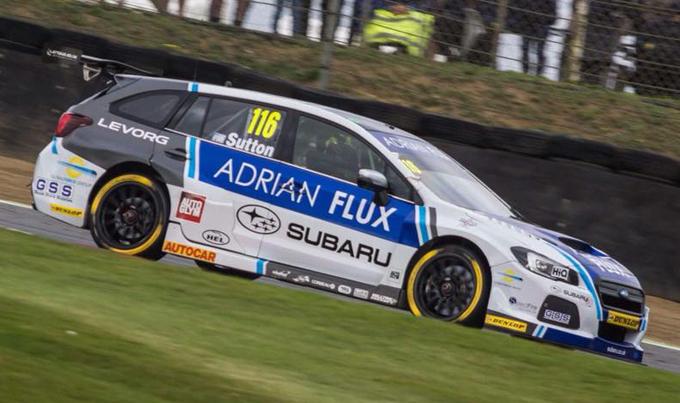 BTCC – Ashley Sutton vince il titolo con la Subaru