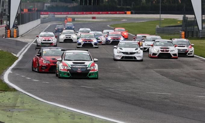 TCR Italy – Svelato il calendario 2018