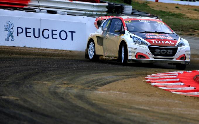 FIA WRX – Peugeot incrementa il suo impegno per il 2018