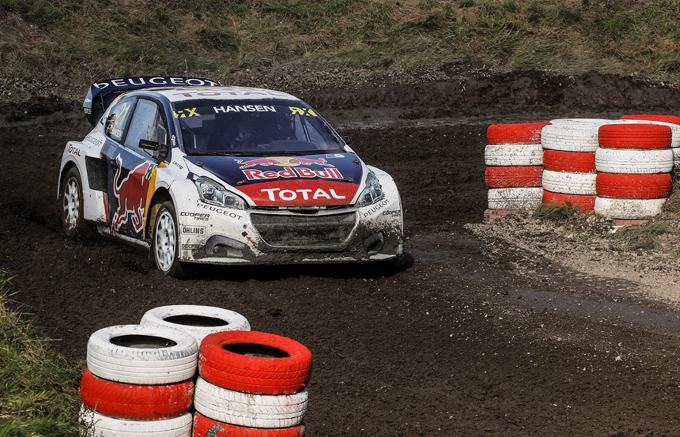 FIA WRX – Città del Capo, Peugeot: ultimo atto stagionale