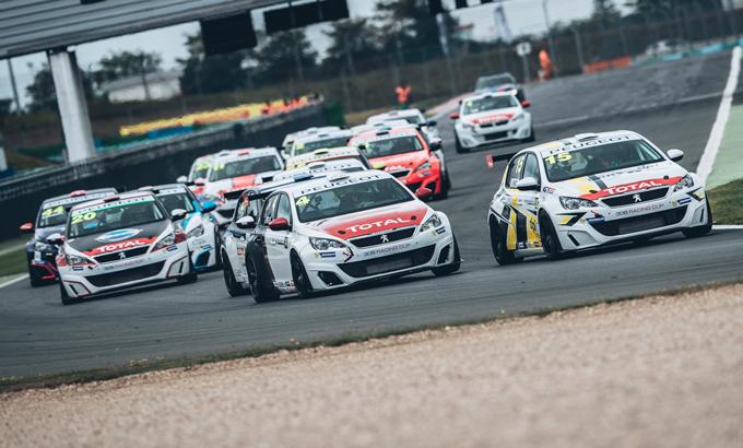 Peugeot 308 Racing Cup – Gran finale al Paul Ricard