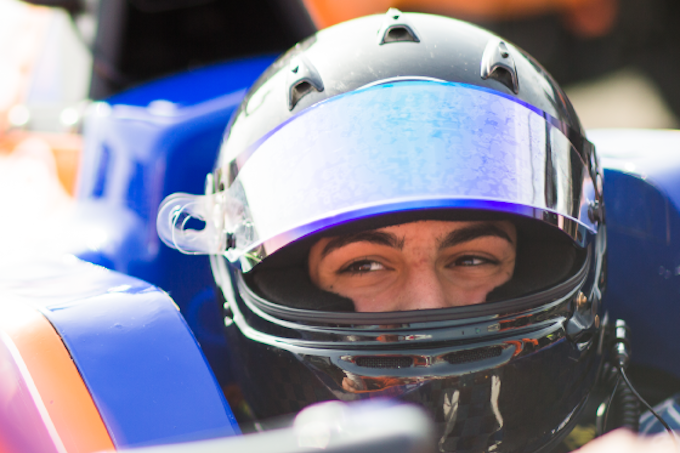 F4 Abarth | Aldo Festante in pista al Mugello, un round di rivincita