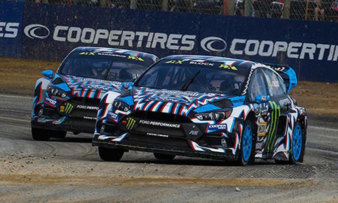 FIA WRX – Ford: il team Hoonigan Racing si ritirerà a fine stagione