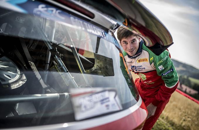 Marijan Griebel rinuncia al WRC: nel 2018 proseguirà nell'ERC