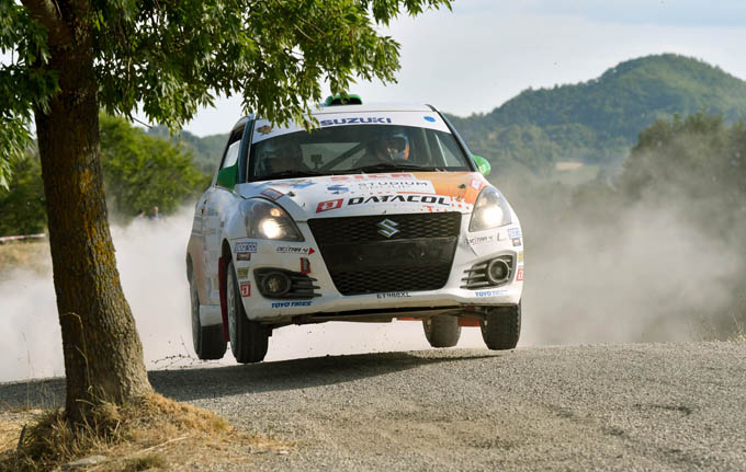 Suzuki Rally Trophy – Rally Due Valli: lotta a tre per il titolo 2017