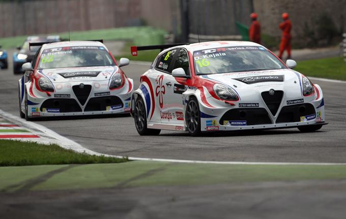 TCR – Due Alfa Romeo verso il Nord America
