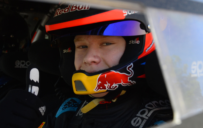 WRC2 – Kalle Rovanpera consegue la patente: a fine mese il debutto nel Mondiale [VIDEO]