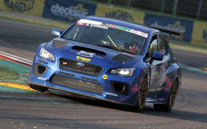 TCR Italy – Monza: Stefano Comini torna al volante della Subaru