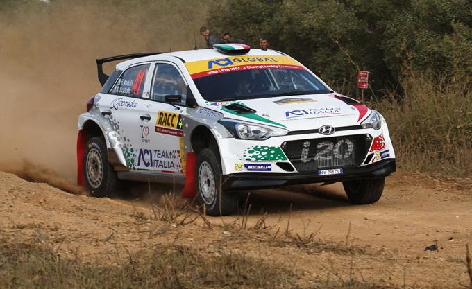 WRC2 – Rally di Gran Bretagna: Fabio Andolfi al via con una Hyundai i20 R5
