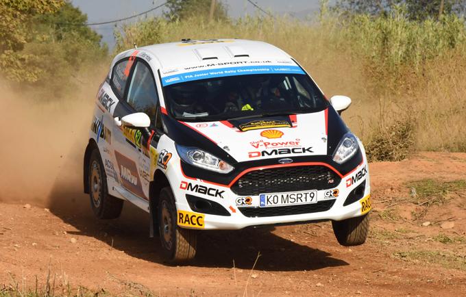 Junior WRC – Rally di Catalogna: Nil Solans primeggia con la Ford Fiesta R2T