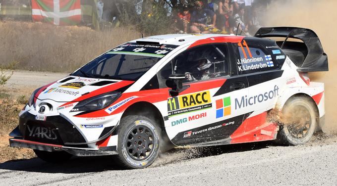 WRC – Toyota: Hanninen salterà il Rally di Australia