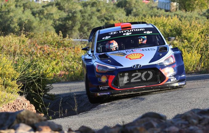 WRC – Hyundai: Dani Sordo salterà il Rally di Australia