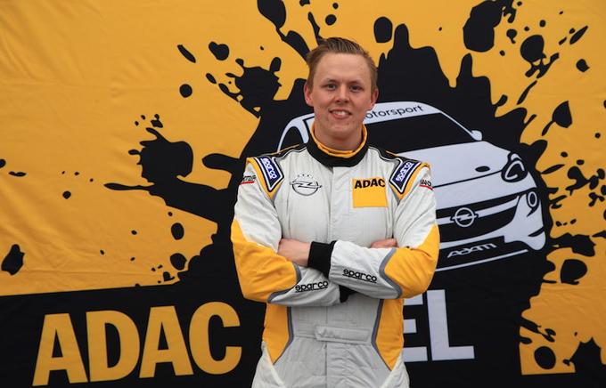 FIA ERC – Tom Kristensson scelto da ADAC e Opel per l'ERC Junior U27 2018