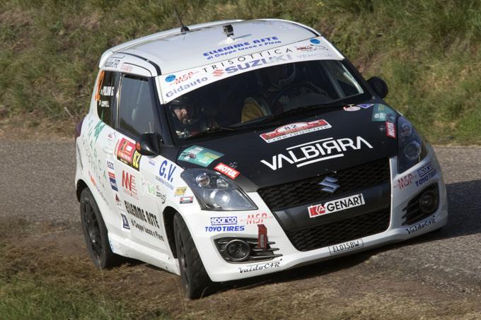 Suzuki Rally Trophy – Lorenzo Coppe campione 2017