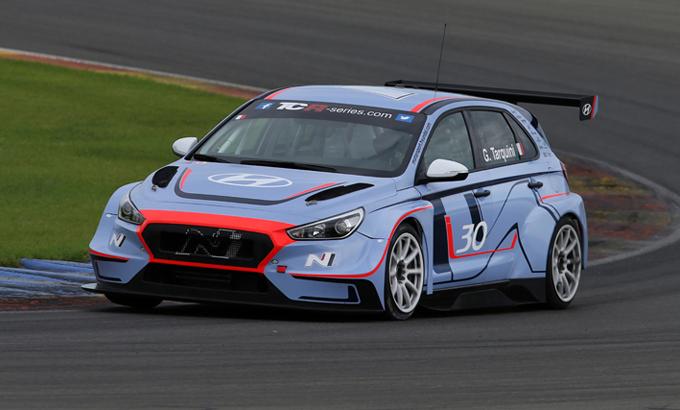 TCR – Hyundai i30 N TCR: esordio in Cina con Tarquini e Menu