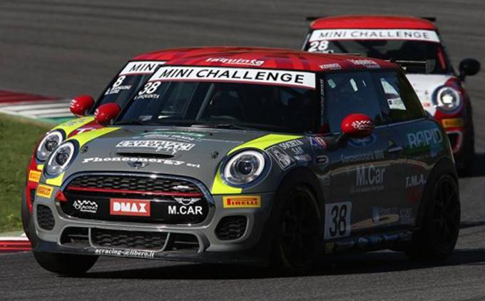 Mini Challenge – Iaquinta si laurea campione 2017