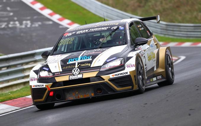 VLN – Mathilda Racing chiude in bellezza la stagione 2017