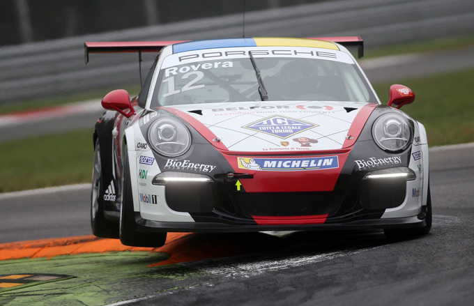 Porsche Carrera Cup Italia – Monza: Drudi si aggiudica gara-2, Rovera è il nuovo campione!