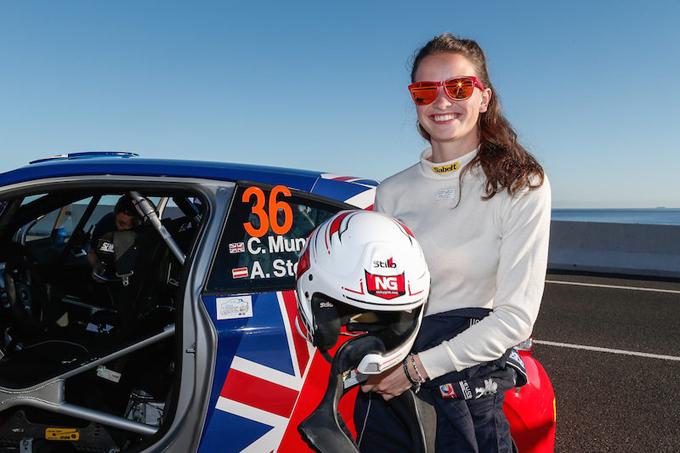 FIA ERC – Catie Munnings proseguirà anche nel 2018