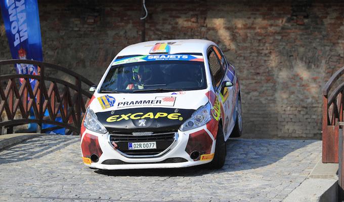Rallye Waldviertel – Julian Wagner pigliatutto: 2WD, Junior e Opel ADAM Cup