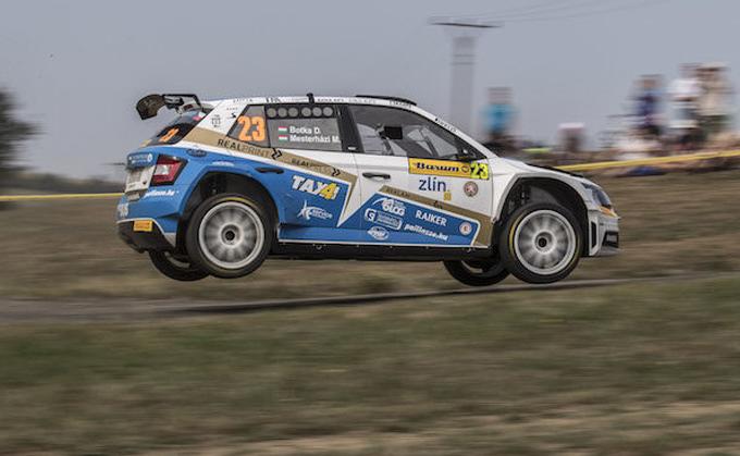 Rallye Waldviertel – Dávid Botka chiude al quinto posto
