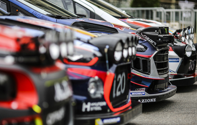 WRC – Anteprima della stagione 2018 agli Autosport International