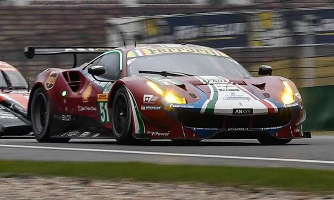 WEC – Ferrari: a Shanghai si intravede il titolo costruttori GT