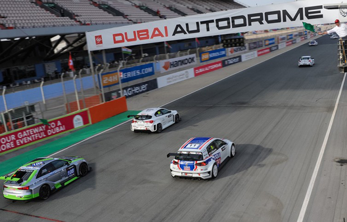 TCR Middle East – Ecco il calendario 2018