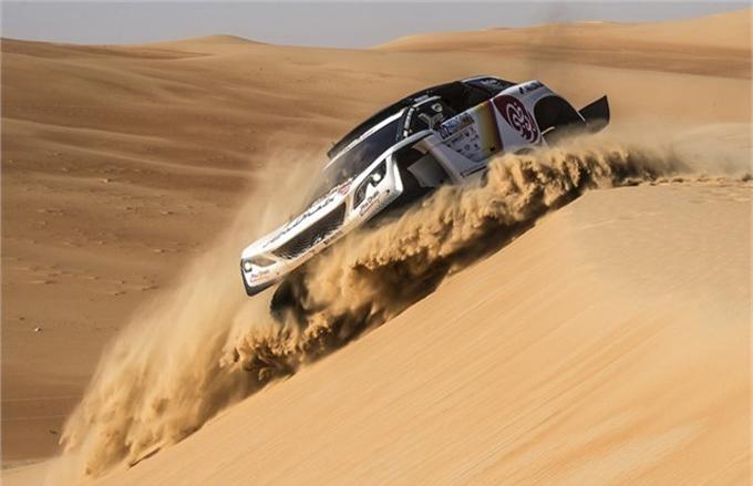Dakar – Abu Dhabi Racing schiererà una Peugeot 3008 DKR Maxi per Khalid Al Qassimi