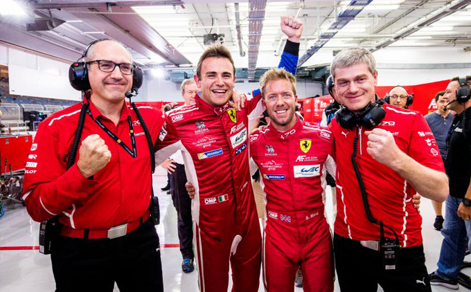 WEC – 6 Ore del Bahrain: è di Rigon l'ultima pole della stagione