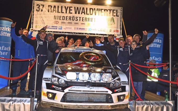 Rallye Waldviertel – Raimund Baumschlager campione austriaco
