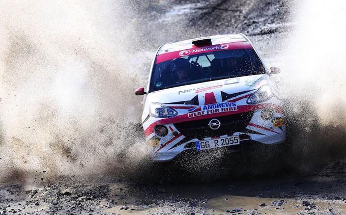 FIA ERC – Ingram trionfa fra le 2WD in Gran Bretagna