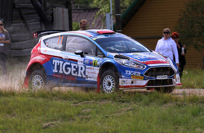 FIA ERC – Piazza d'onore per Kasperczyk nella serie polacca