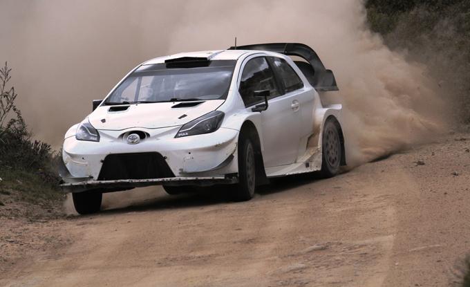 WRC2 – Toyota: in cantiere la Yaris R5