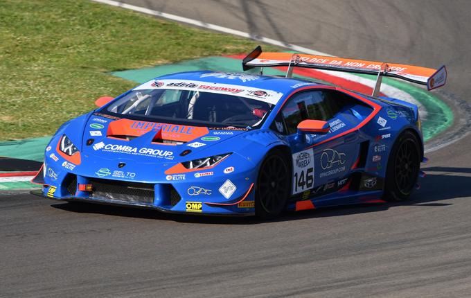 Lamborghini Super Trofeo Europa – Imperiale Racing a Imola nella Finale Mondiale