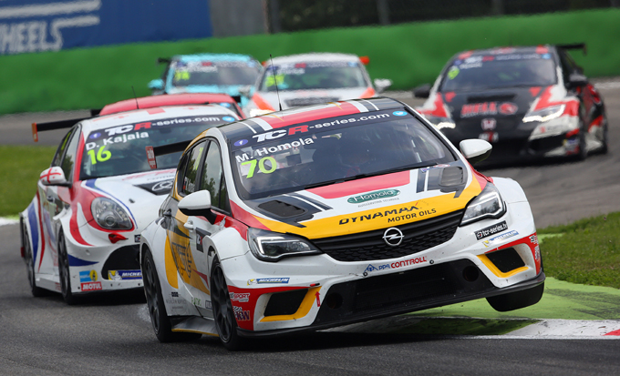 TCR Europe Series – C'è Monza nel calendario 2018