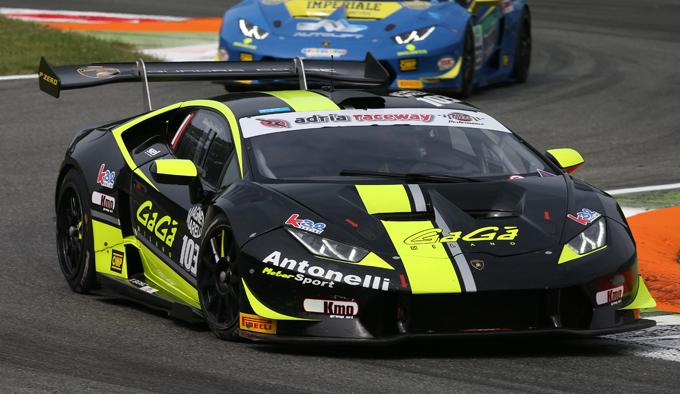Finali Mondiali Lamborghini – Kikko Galbiati vice-campione europeo Pro-Am