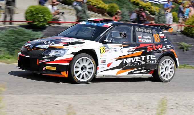 FIA ERC – Nivette punta ad essere al via nel 2018