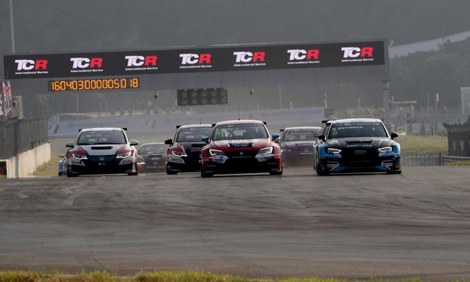 TCR – Ultimo atto stagionale a Dubai