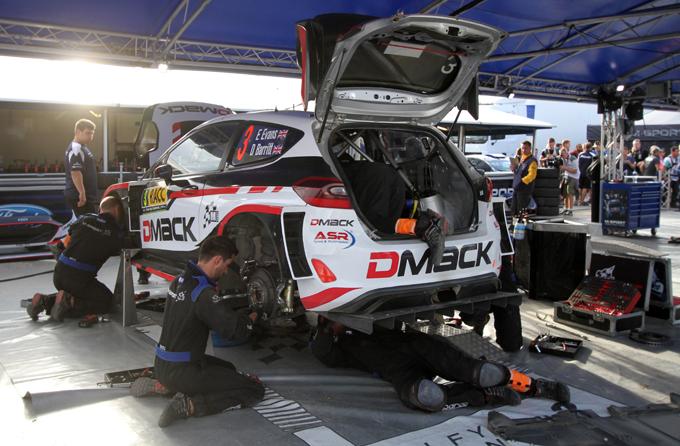 WRC – Il team DMACK annuncia lo stop del programma WRC a fine stagione