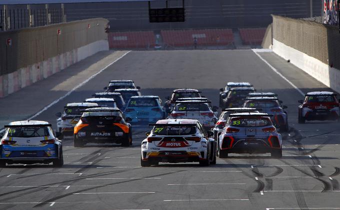 TCR Las Américas – Presentata la prima stagione