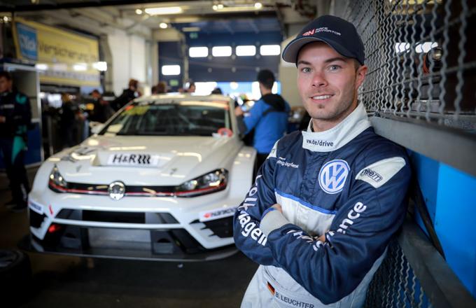 TCR – Benjamin Leuchter correrà a Dubai col team WestCoast Racing