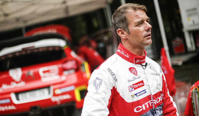 WRC – Citroen: Loeb non sarà al via a Monte Carlo