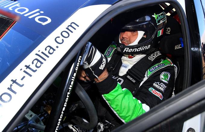 Max Rendina proverà la Skoda Fabia R5 di Motorsport Italia in ottica Balcone delle Marche